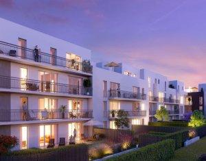 Investissement locatif : Appartement en loi Pinel  Meaux quartier centre hospitalier (77100) - Réf. 2713