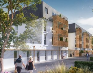 Achat / Vente appartement neuf Meaux résidence senior centre-ville (77100) - Réf. 4252
