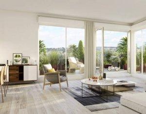 Investissement locatif : Appartement en loi Pinel  Meaux vue sur le canal de l'Ourcq (77100) - Réf. 5390