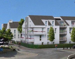 Investissement locatif : Appartement en loi Pinel  Melun à 10 min de la gare (77000) - Réf. 5273
