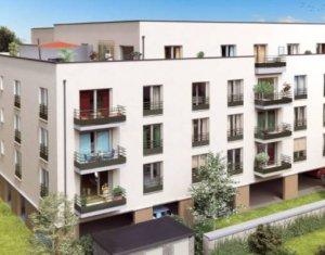 Achat / Vente appartement neuf Melun à 700m de la place Saint-Jean (77000) - Réf. 3079