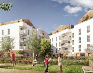 Achat / Vente appartement neuf Melun au cœur du nouvel éco-quartier (77000) - Réf. 5568