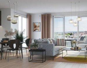 Investissement locatif : Appartement en loi Pinel  Melun au pied des arrêts de bus (77000) - Réf. 4457