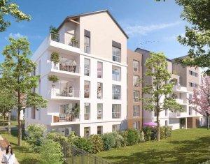 Investissement locatif : Appartement en loi Pinel  Melun centre à 10 min de marche (77000) - Réf. 3226