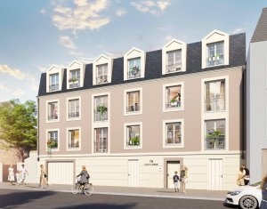 Achat / Vente appartement neuf Melun centre à deux pas de la Place Saint Jean (77000) - Réf. 6169