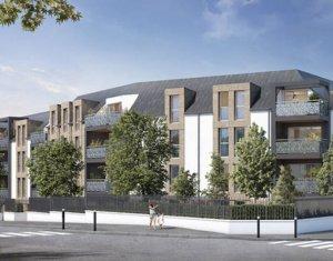 Investissement locatif : Appartement en loi Pinel  Melun entre ville et nature au coeur du quartier La Préfecture (77000) - Réf. 5345
