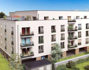 Achat / Vente appartement neuf Melun proche centre-ville (77000) - Réf. 2810