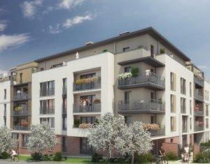 Investissement locatif : Appartement en loi Pinel  Melun proche centre-ville (77000) - Réf. 1155