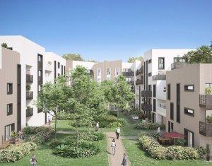 Achat / Vente appartement neuf Melun proche centre-ville et RER D (77000) - Réf. 3783