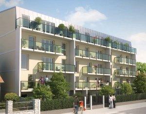Achat / Vente appartement neuf Melun proche gares RER et Transilien (77000) - Réf. 691