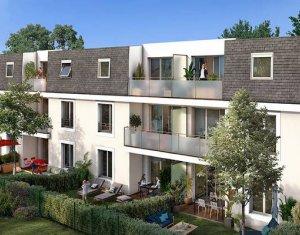 Investissement locatif : Appartement en loi Pinel  Melun proche Parc Debreuil (77000) - Réf. 4533