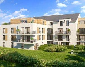 Investissement locatif : Appartement en loi Pinel  Melun proche place Saint-Jean (77000) - Réf. 4097