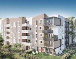 Achat / Vente appartement neuf Melun proche RER D (77000) - Réf. 3461