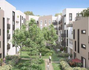 Achat / Vente appartement neuf Melun proche Santépôle (77000) - Réf. 5464