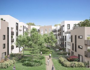 Achat / Vente appartement neuf Melun proche Santépôle (77000) - Réf. 4006