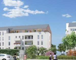 Investissement locatif : Appartement en loi Pinel  Melun quartier Woodi (77000) - Réf. 873
