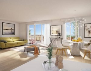 Investissement locatif : Appartement en loi Pinel  Mennecy à 800 mètres du RER (91540) - Réf. 5443