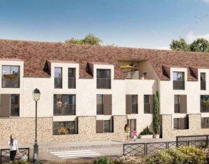 Achat / Vente appartement neuf Mennecy bordée par les établissements scolaires (91540) - Réf. 4486