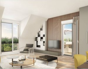 Investissement locatif : Appartement en loi Pinel  Mennecy coeur de ville (91540) - Réf. 2726