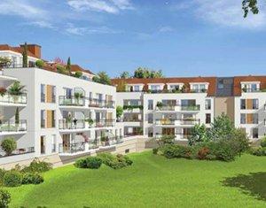 Achat / Vente appartement neuf Mennecy proche du vieux bourg (91540) - Réf. 670