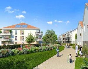 Achat / Vente appartement neuf Mennecy proche écoles (91540) - Réf. 1153