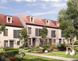 Achat / Vente appartement neuf Mennecy proche gare RER (91540) - Réf. 2422