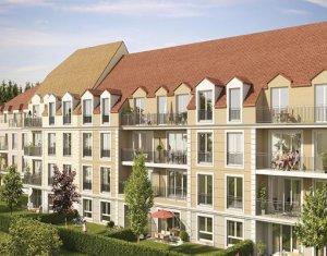Achat / Vente appartement neuf Mennecy proche RER D (91540) - Réf. 5448