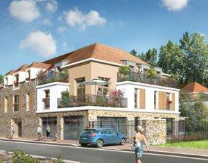 Achat / Vente appartement neuf Mesnil-Saint-Denis proche centre-ville (78320) - Réf. 716