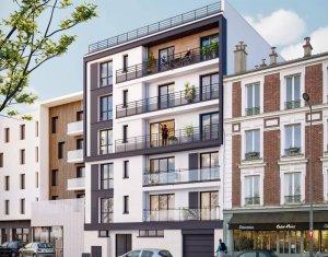 Investissement locatif : Appartement en loi Pinel  Meudon en bord de Seine (92190) - Réf. 6199