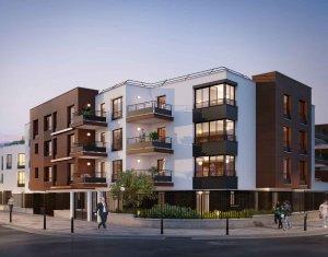 Achat / Vente appartement neuf Meudon proche RER C (92190) - Réf. 1575