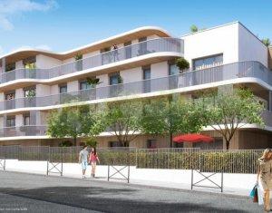 Achat / Vente appartement neuf Meudon quartier de Valfleury (92190) - Réf. 3250
