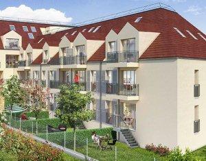 Achat / Vente appartement neuf Meulan dans le centre (78250) - Réf. 1559