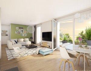Investissement locatif : Appartement en loi Pinel  Meulan proche commodités (78250) - Réf. 1659