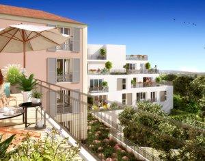 Achat / Vente appartement neuf Meulan proche commodités (78250) - Réf. 1116