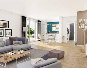 Achat / Vente appartement neuf Mézières-sur-Seine proche Mantes-la-Jolie (78970) - Réf. 1657