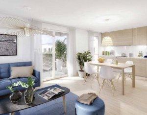 Investissement locatif : Appartement en loi Pinel  Mitry-Mory proche parc Corbion (77290) - Réf. 6180