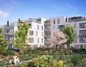 Achat / Vente appartement neuf Moissy-Cramayel aux portes de Paris (77550) - Réf. 2531