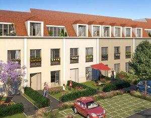 Achat / Vente appartement neuf Moissy-Cramayel cœur de ville (77550) - Réf. 3332