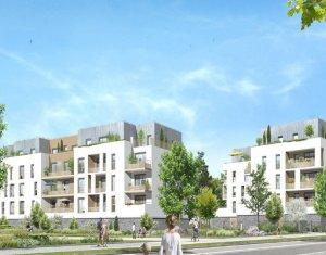 Investissement locatif : Appartement en loi Pinel  Moissy-Cramayel écoquartier l'Arboretum de Chanteloup (77550) - Réf. 5475
