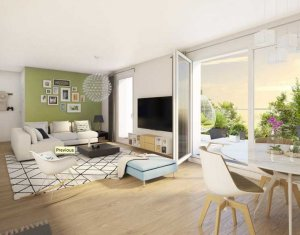 Achat / Vente appartement neuf Moissy-Cramayel proche gare (77550) - Réf. 1679