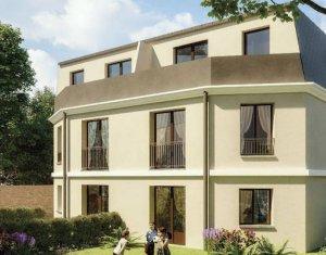 Achat / Vente appartement neuf Montesson à 7 minutes en voiture du RER A (78360) - Réf. 4441