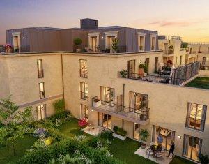 Achat / Vente appartement neuf Montesson à proximité immédiate du centre (78360) - Réf. 6062