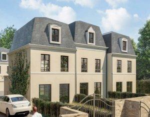 Achat / Vente appartement neuf Montesson à quelques minutes du centre-ville (78360) - Réf. 3854