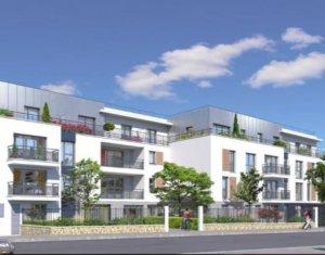 Achat / Vente appartement neuf Montesson cœur centre-ville (78360) - Réf. 3374