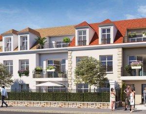 Achat / Vente appartement neuf Montesson proche Paris (78360) - Réf. 1700