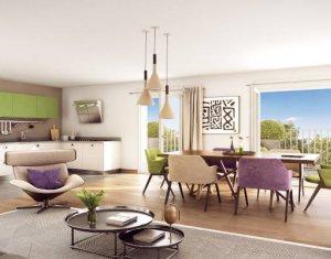 Achat / Vente appartement neuf Montesson quartier résidentiel (78360) - Réf. 4536