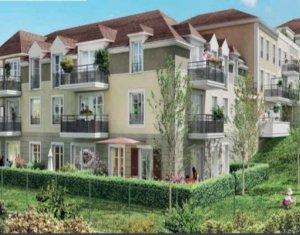 Achat / Vente appartement neuf Montévrain coeur quartier Bourg (77144) - Réf. 2694