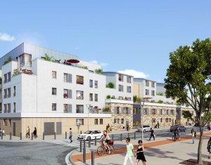 Achat / Vente appartement neuf Montévrain Eco-Quartier (77144) - Réf. 1334