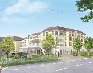 Achat / Vente appartement neuf Montévrain proche commerces (77144) - Réf. 3204