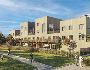 Achat / Vente appartement neuf Montévrain proche RER A (77144) - Réf. 5831